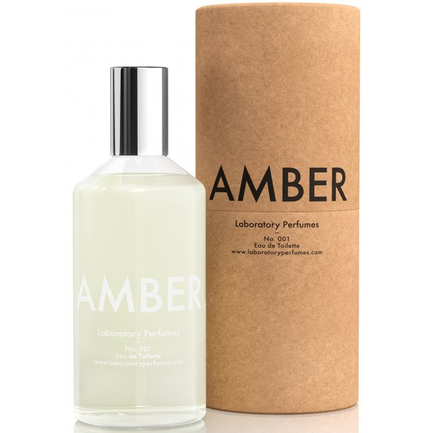 Laboratory Perfumes - Amber 001 - 100ml Edt