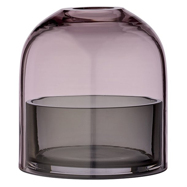 AYTM TOTA Lantern Rose/ Black Lille Tealight