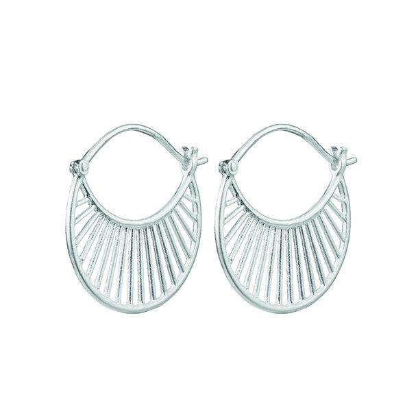 Pernille Corydon Daylight Earring Silver